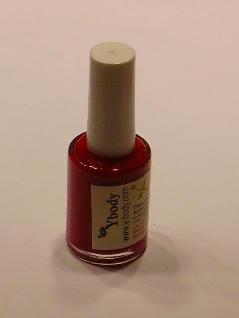 צבע גוף לקעקועים - אדום